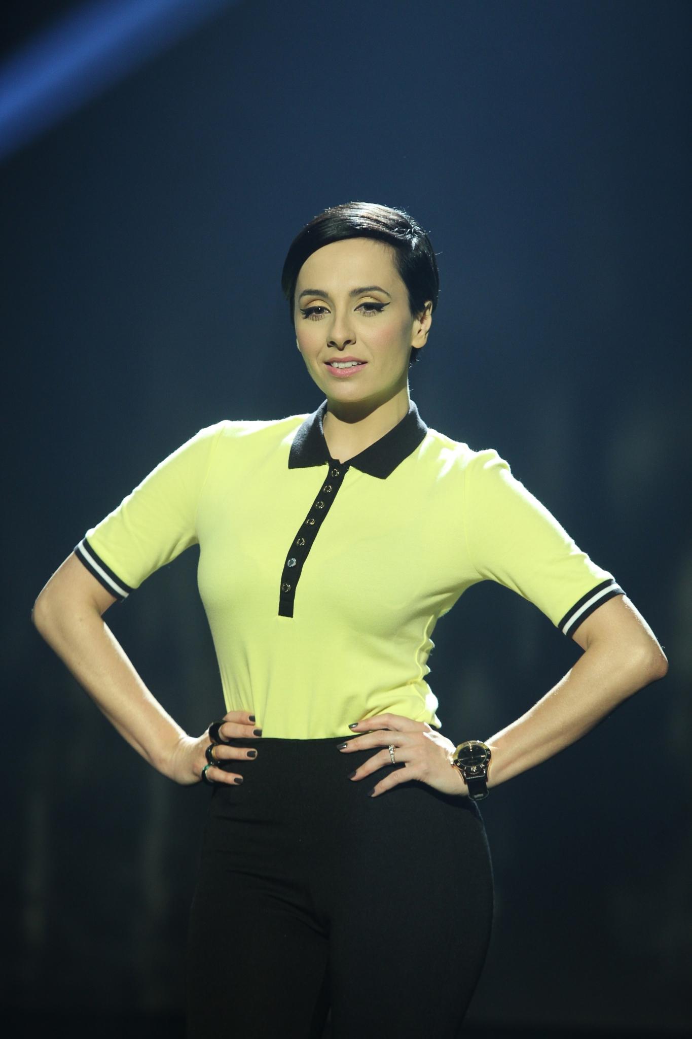 """Seksowna Okupnik na castingach do """"X Factor""""!"""