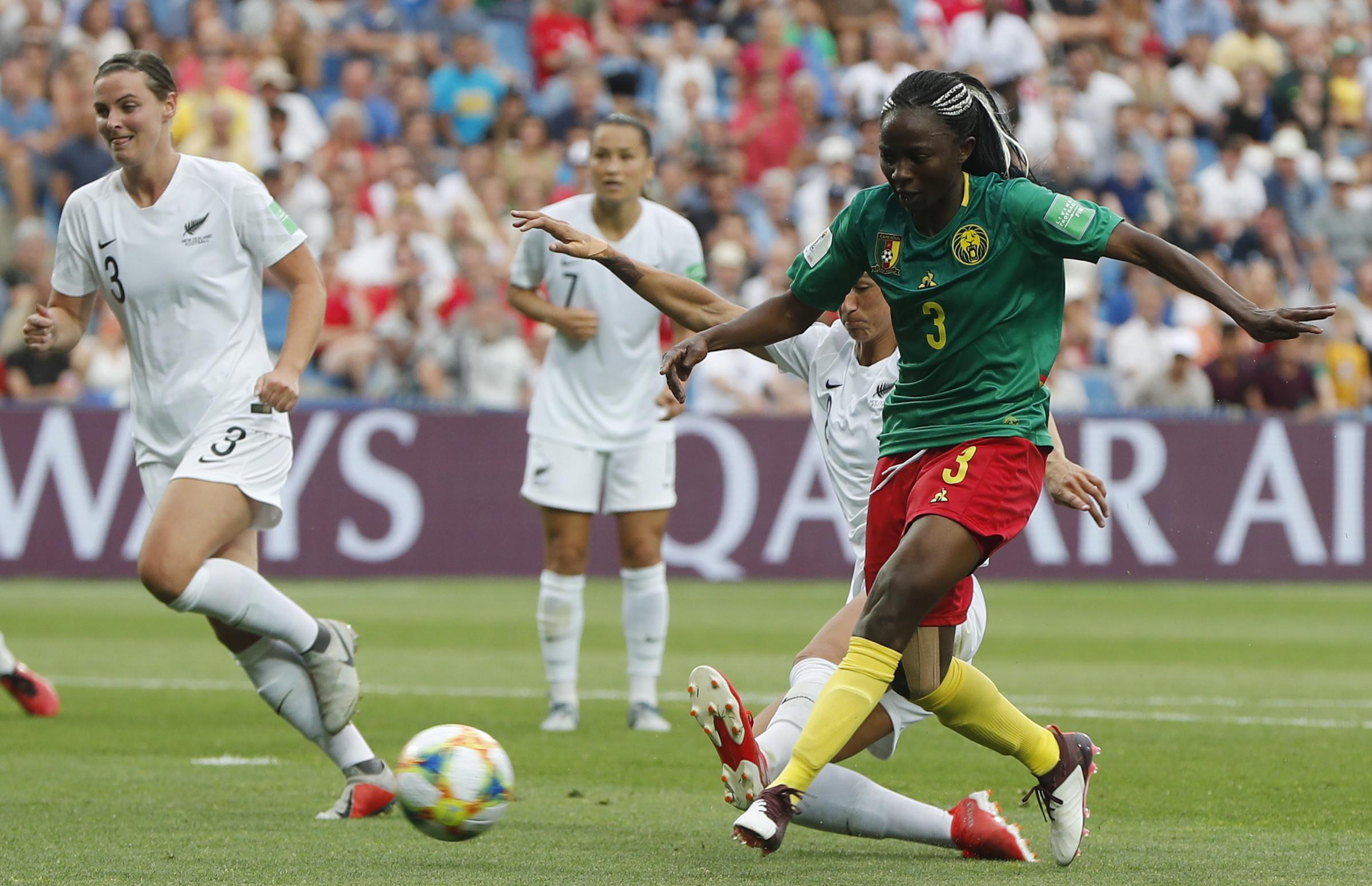 5cdd5b182 Mistrzostwa świata kobiet w piłce nożnej. Awans Kamerunu i Nigerii (wyniki,  tabele)   Eurosport w TVN24 - Piłka nożna - TVN24